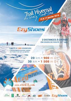 A venir prochaine course Trail hivernal du sancy – 17 janvier – 20 km 900 D+